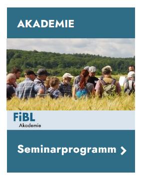 FiBL Seminarprogramm